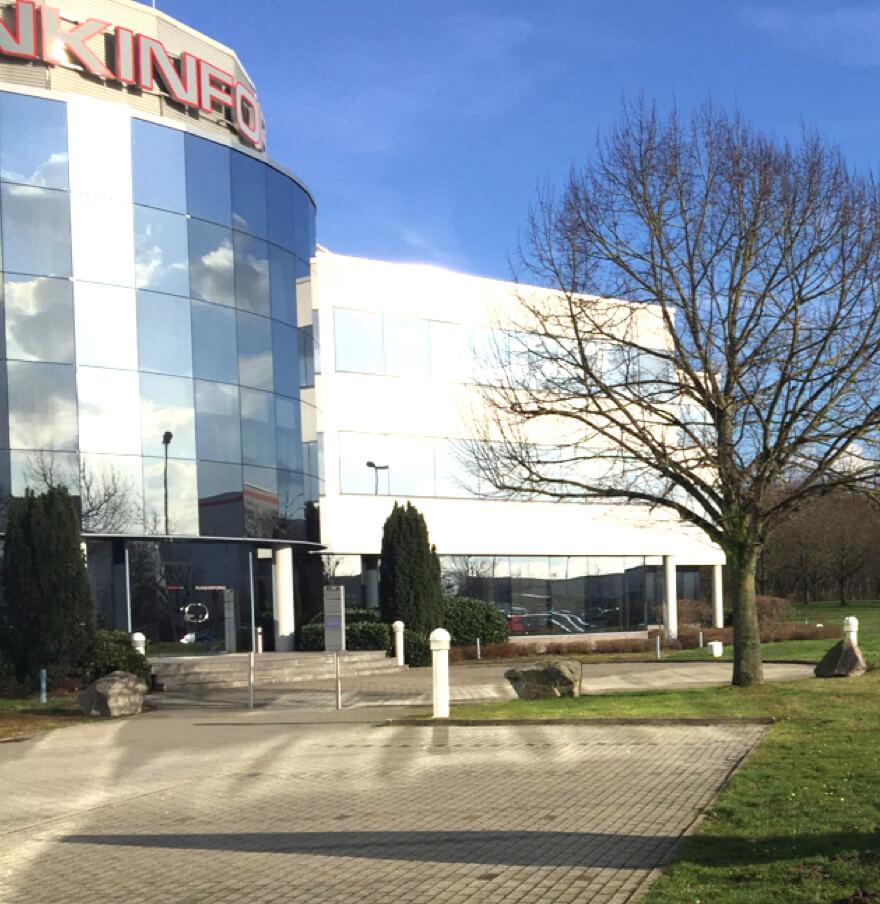 JNJ Standort in Ettlingen