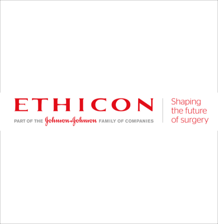 Logo der Firma Ethicon